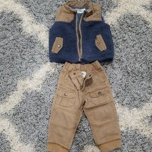 Cute matching outfit 18 months